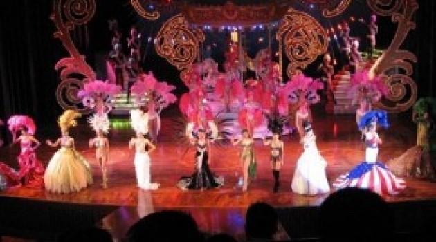 Cabaret Calypso Show