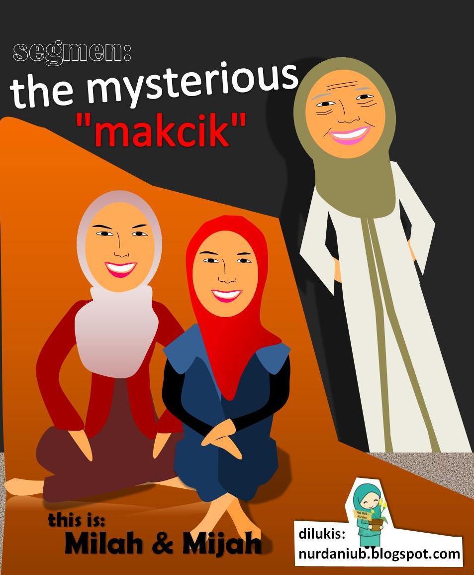 The mysterious makcik