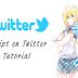Script de Twitter Automención