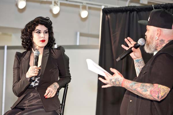 The Makeup Show, James Vincent, Kat Von D