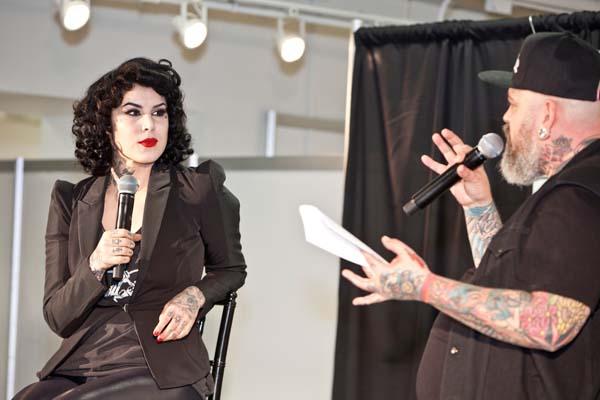 The Makeup Show, James Vincent, Kat Von D