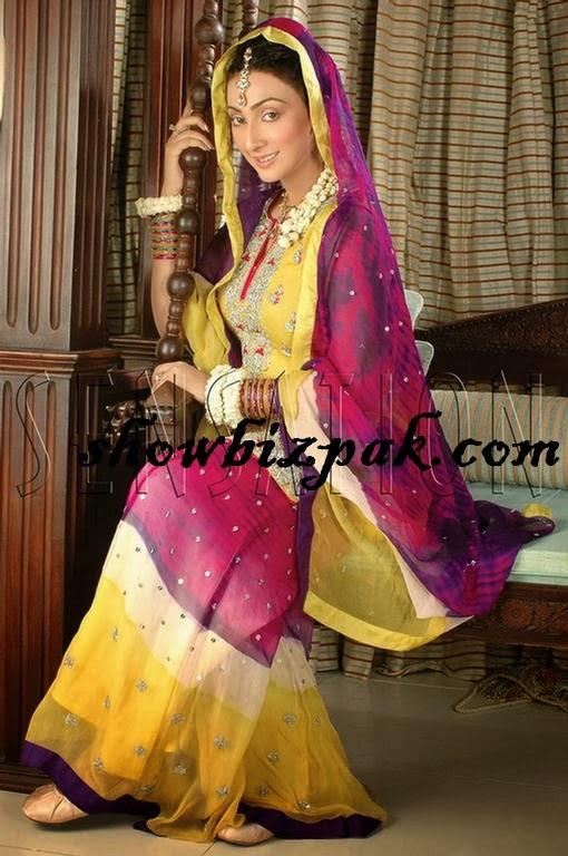 Celebrity Weddings: Ayesha Khan ( Aisha Khan ) Wedding Pics