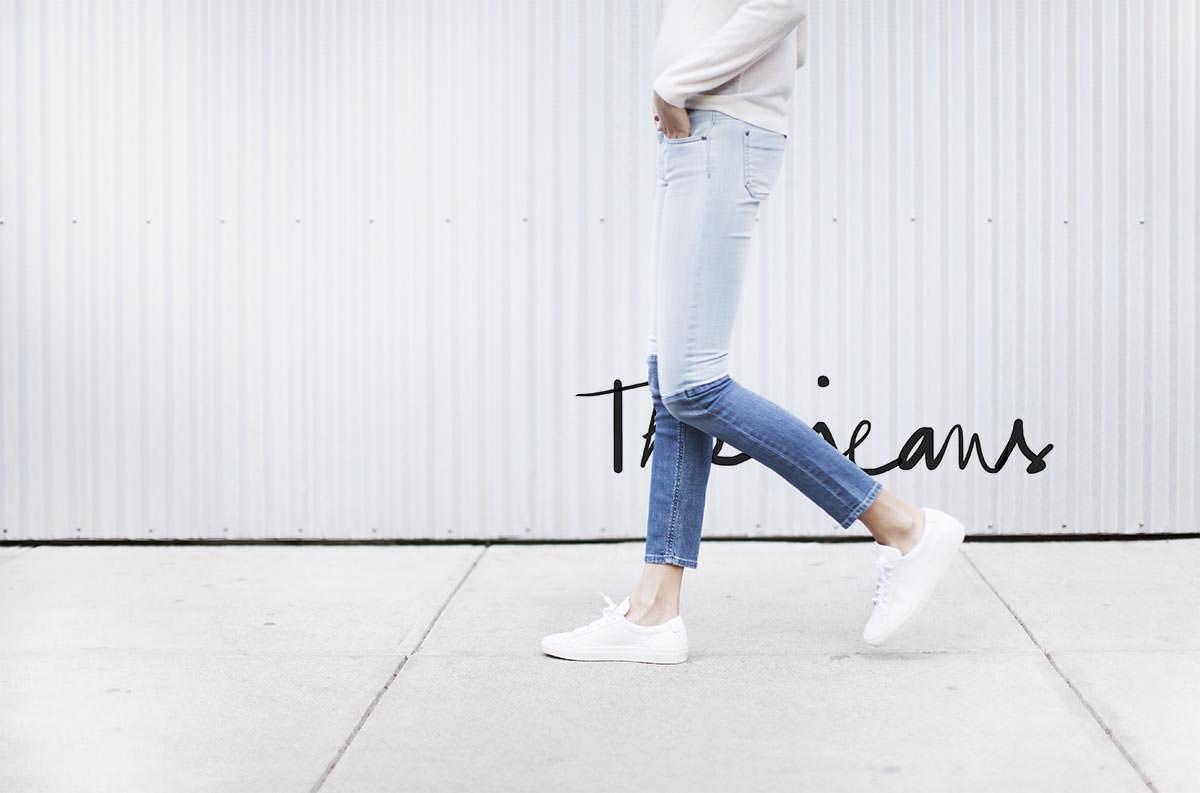 I jeans: un mito intramontabile