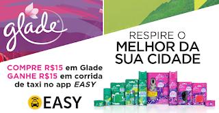 """Compre e Ganhe: """"Glade - Respire o melhor da sua cidade"""" blog topdapromocao.com.br"""