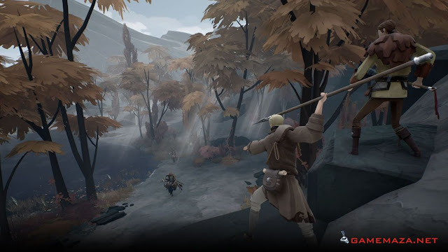 Ashen Gameplay Screenshot 1