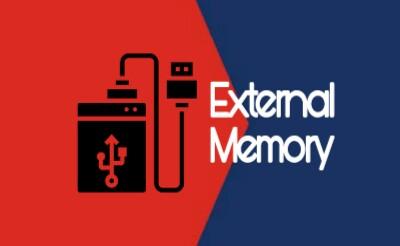 Memory external