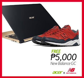 Acer Philippines x New Balance
