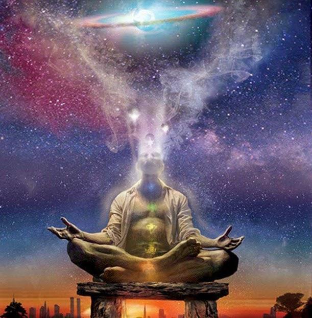 Resultado de imagem para viagem astral