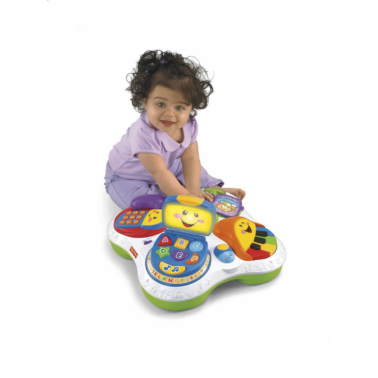 SPECIAL TOYS SHOP: Fisher-Price Infant Learning Table Bi-Gual