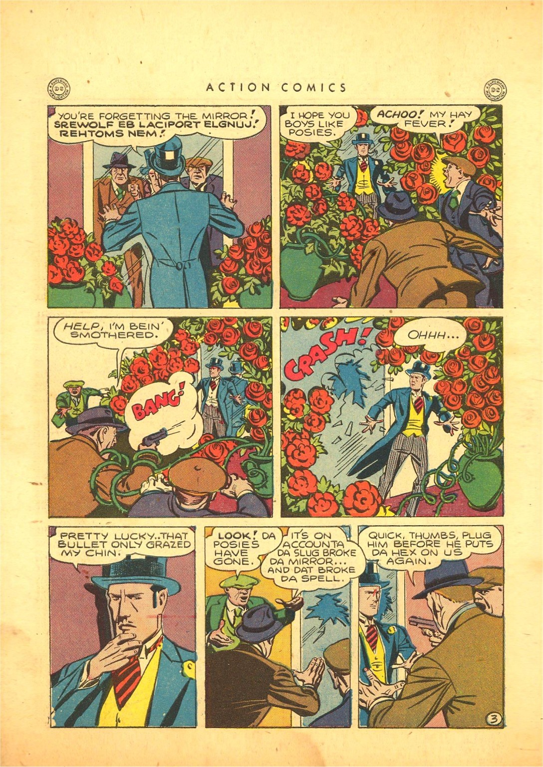 Read online Action Comics (1938) comic -  Issue #87 - 43
