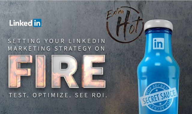 Setting Your Linkedin Marketing Strategy On Fire