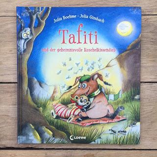 Bilderbuch Tafiti und der geheimnisvolle Kuschelkissendieb
