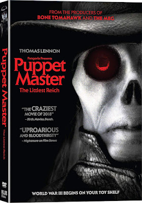 Puppet Master The Littlest Reich Dvd