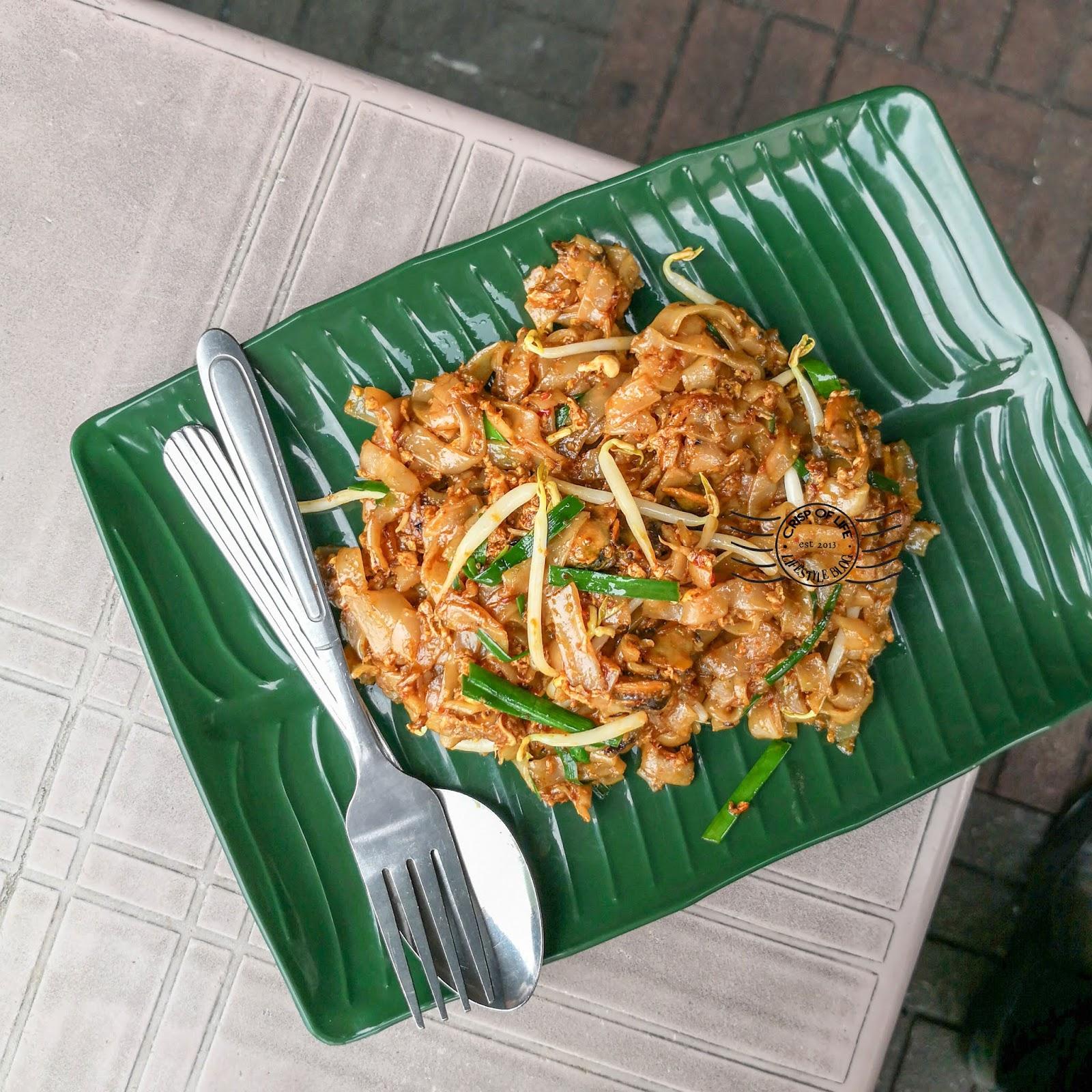 Cheese Pisang Goreng & Char Koay Teow @ Restoran Nasi Kandar CM313, Alor SetarCheese Pisang Goreng & Char Koay Teow @ Restoran Nasi Kandar CM313, Alor Setar