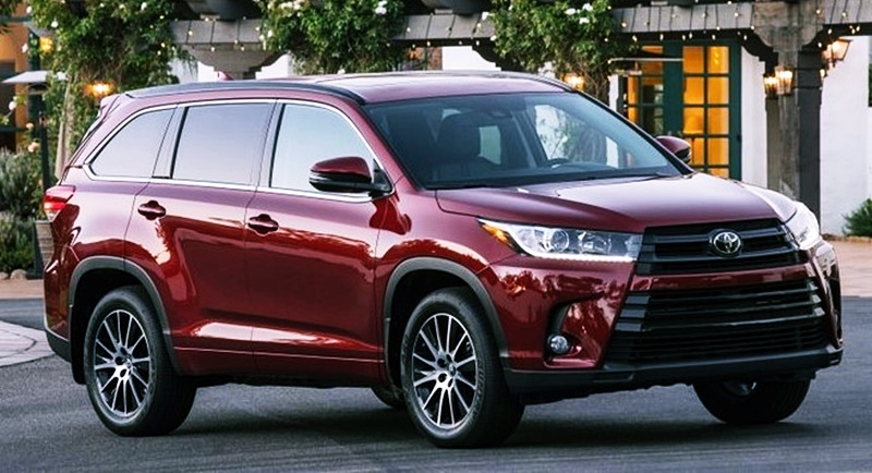 Next Toyota Highlander Spec Hybrid Engine