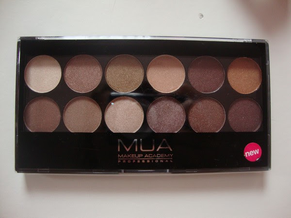 MUA PALETTE SWATCHES: HEAVEN AND EARTH