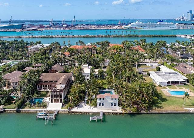 La villa di testa di Mafia Al Capone si vende per 13,5 milioni di dollari