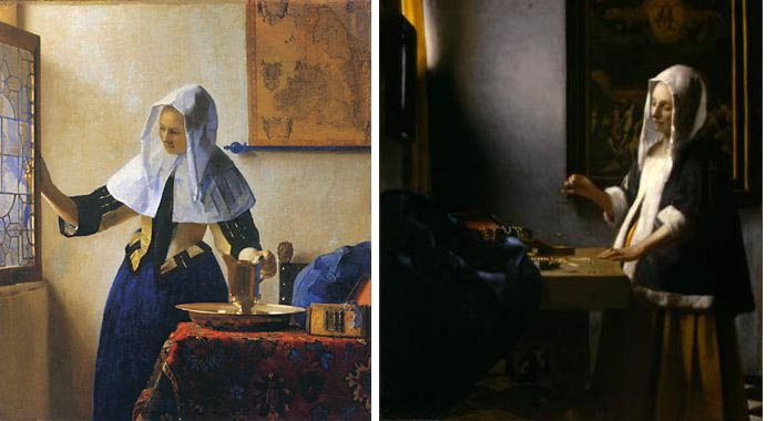 Nicole Caulfield Fine Art 2 Light Sources Versus 1 Light & Indoor and Outdoor Lighting Idea and DIY - Democraciaejustica