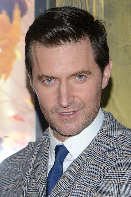 Richard Armitage in NYC for The Hobbit
