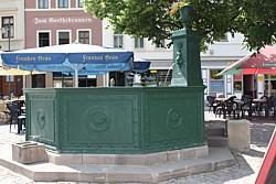 Brunnen am Marktplatz
