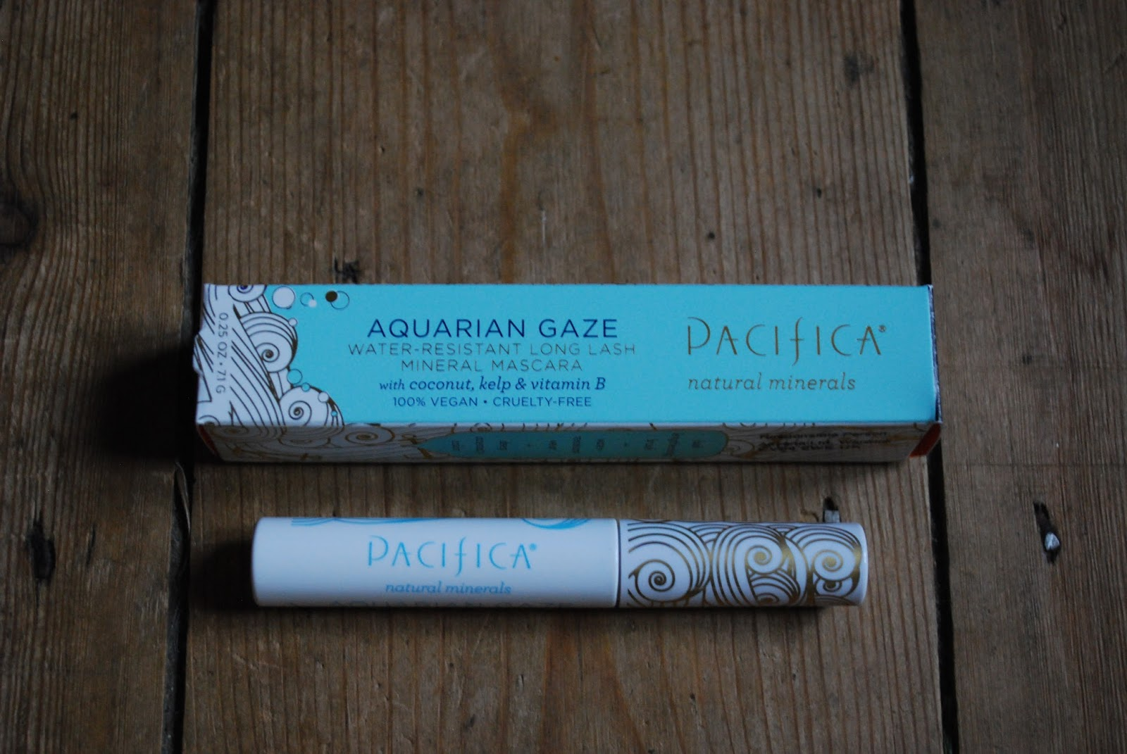 b7a58246365 Pacifica Aquarian Gaze Water-Resistant Mascara Shade Abyss Black - Review*