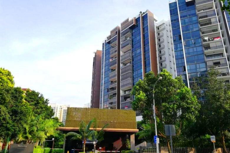 Waterbay executive condominium
