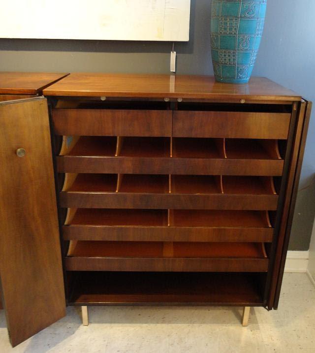 "W Furniture: MICHAEL THOMAS : ""Bert England For Johnson Furniture Co"