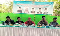 <b>Saat Reses, Lurah Jatibaru Apresiasi Kinerja Anggota DPRD</b>