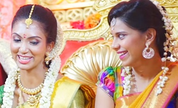 Malaysian Indian Wedding Of Gobi & Sangeetha