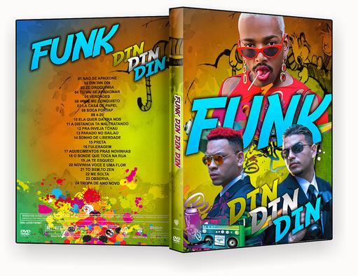 Funk Do Din Din Din 2018 – ISO – CAPA DVD