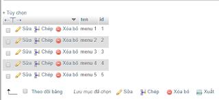 """[Series Web Bán Hàng] Bài 3: Hướng dẫn tạo cơ sở dữ liệu """"ban_hang"""" và bảng """"menu_ngang"""""""
