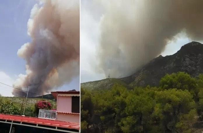 Τι Κρύβεται Πίσω από την Πυρκαγιά στην Κινέτα; ΑΝ ΕΙΝΑΙ ΑΛΗΘΕΙΑ τότε Καταλαβαίνεις…