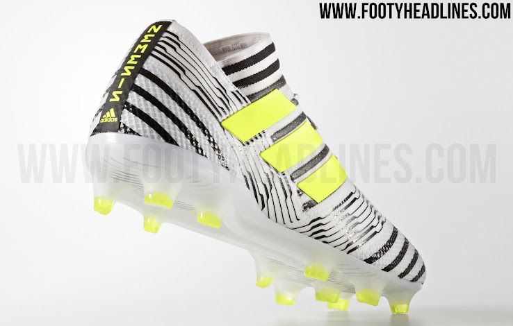The Adidas Nemeziz Dust Storm soccer cleat launch edition introduces an eye  catching white 8520da1a3e0a