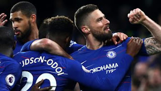 Chelsea vs Brighton & Hove Albion 3-0 Highlights