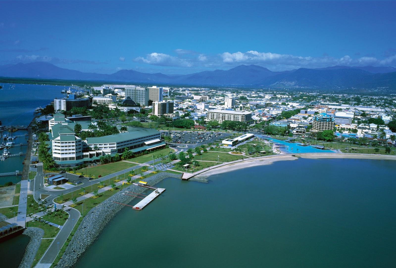 Cairns | Byen i Australien