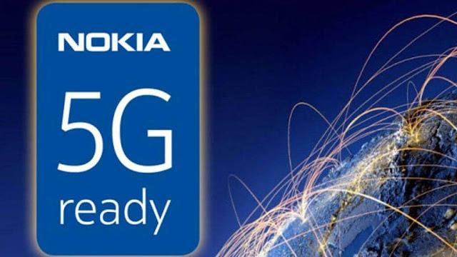 Nokia cobrará 3 euros por cada Smartphone 5G vendido