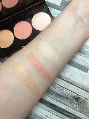 Cheekbone Beauty (Canadian Made Cosmetics Supporting First Nation Education) Stardust Cheek Palette