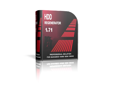 HDD Regenerator 1.71 Full With Serial
