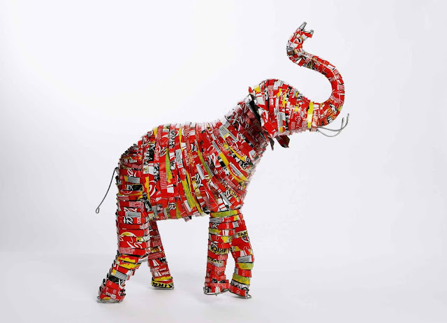 Bytes More Recycled Junk Elephants