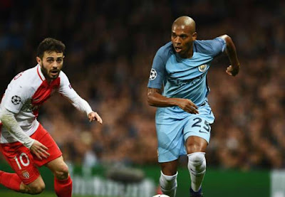 Manchester City 5 – 3 Monaco [Champions League] Highlights 2016/17 | DOWNLOAD VIDEO