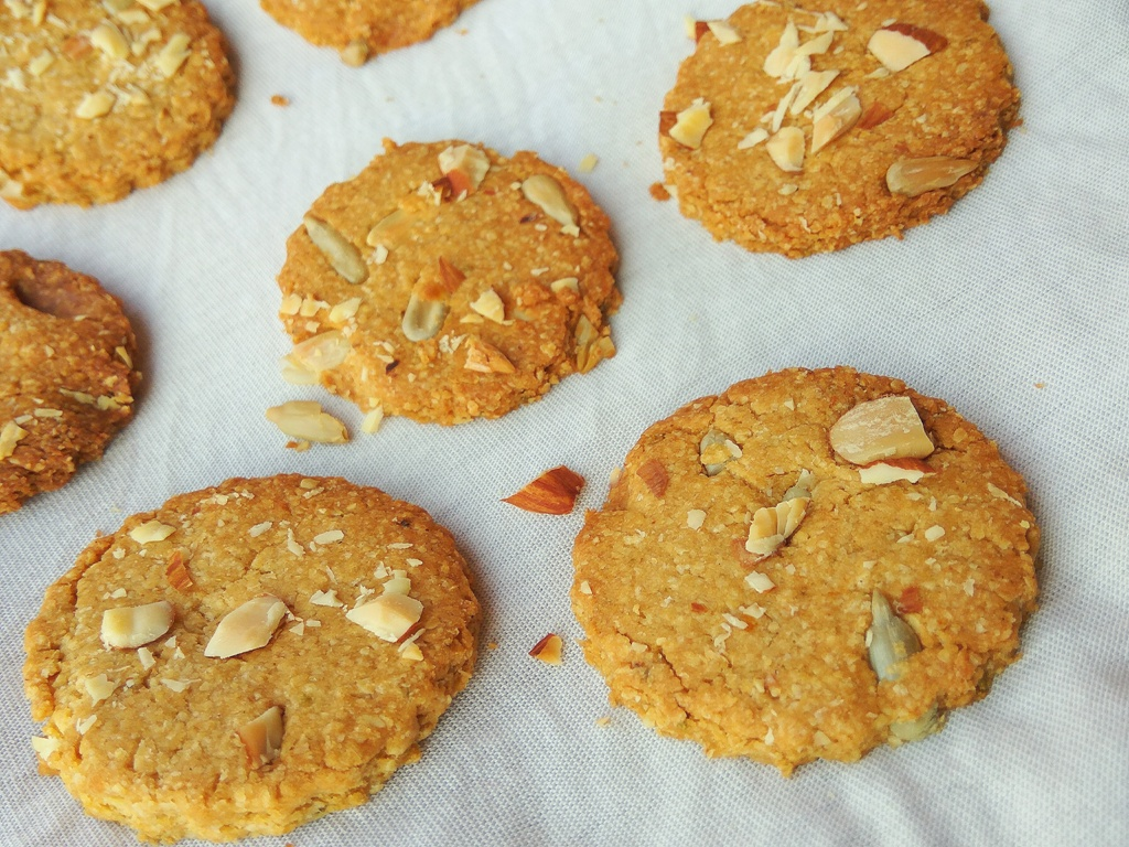 How To Make Weight Loss Cookies With Oatmeal Diet Biscuits Crispy Weight Loss Cookie Recipe Easy No Oven Airfryer