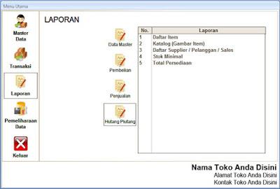 Download Software Toko Kasir V6 Full Version