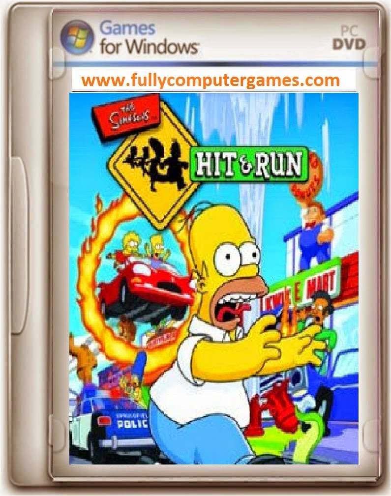 The Simpsons Game Pc System Requirements | Games World