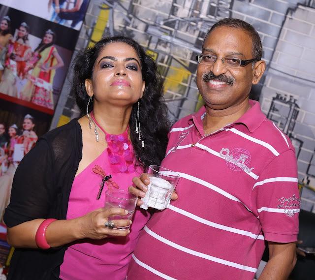 Aabha Jha & Anil Jha