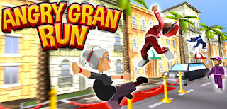 Angry Gran Run v1.45 Mod Apk (Free Shopping)
