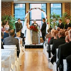 WindowsCeremony - Normal Wedding Ceremony