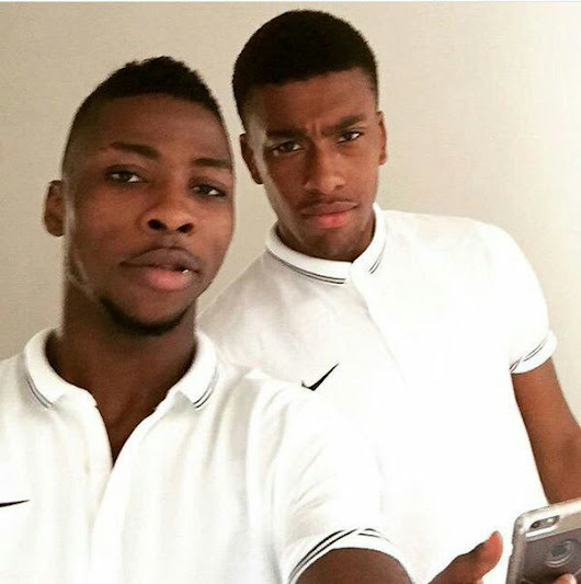 Iwobi, Iheanacho To Have New Super Eagles Jersey Numbers