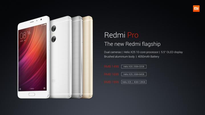 Informasi Teknologi - Xiami Redmi Pro1