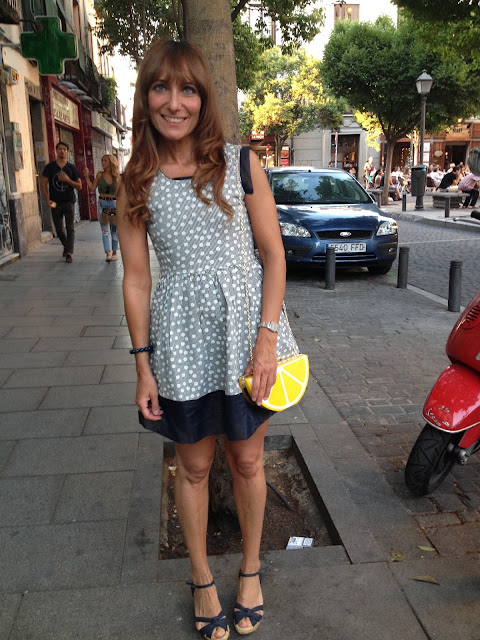 Bolso de limon / lemon bag