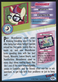 MLP Moondancer Series 4 Trading Card